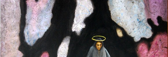 Jesus Heals the man possessed by Legion