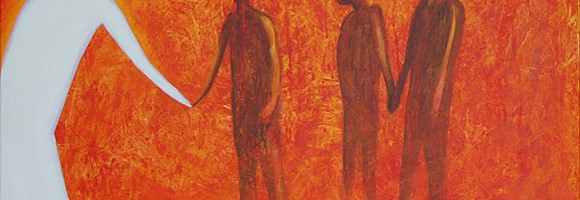 In the fiery furnace: By Chris Cook